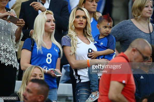 during the UEFA EURO 2016 Group A match between France and Albania at Stade Velodrome on June 15, 2016 in Marseille, France.