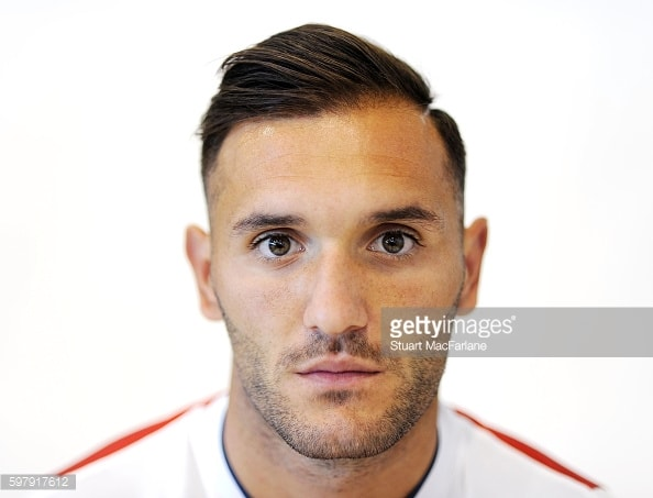 Lucas Perez klar for Arsenal